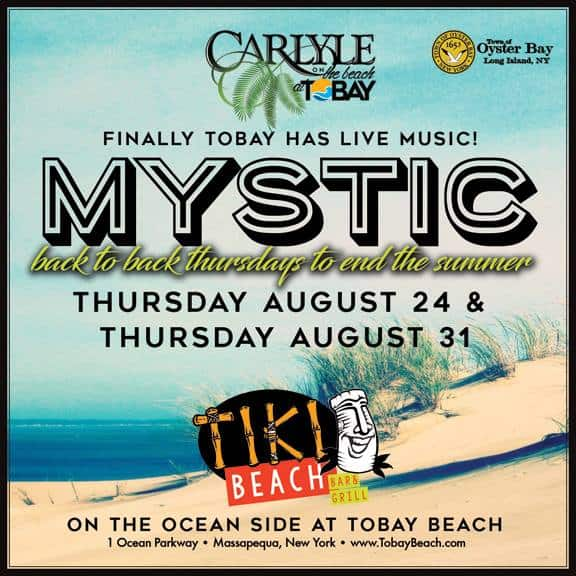 CARYLE ON THE BEACH MYSTIC 2017 FLYER