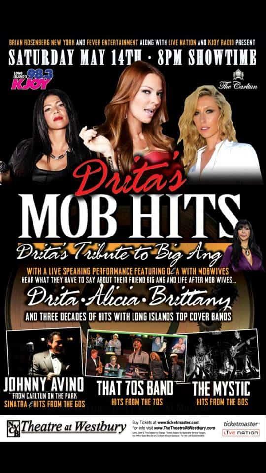 DRITA'S MOB HITS 2016