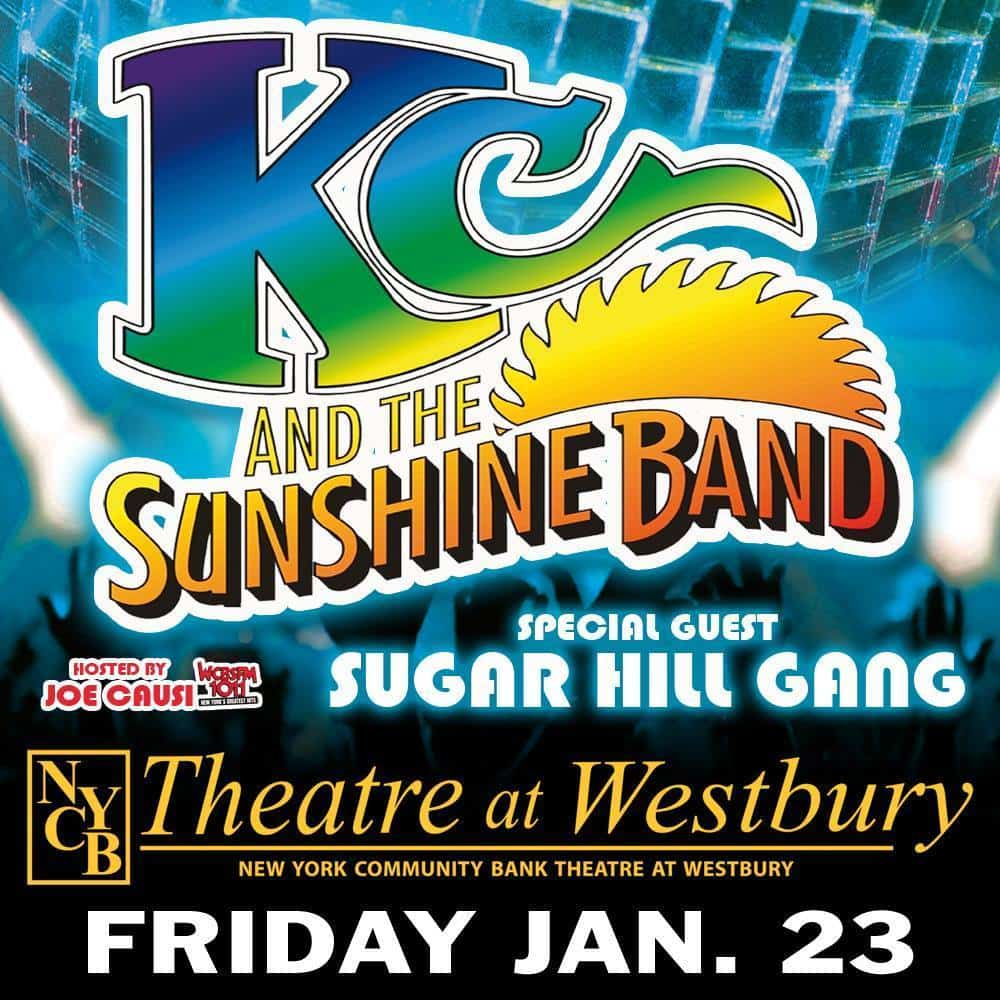 KC & THE SUNSHINE BAND 2015