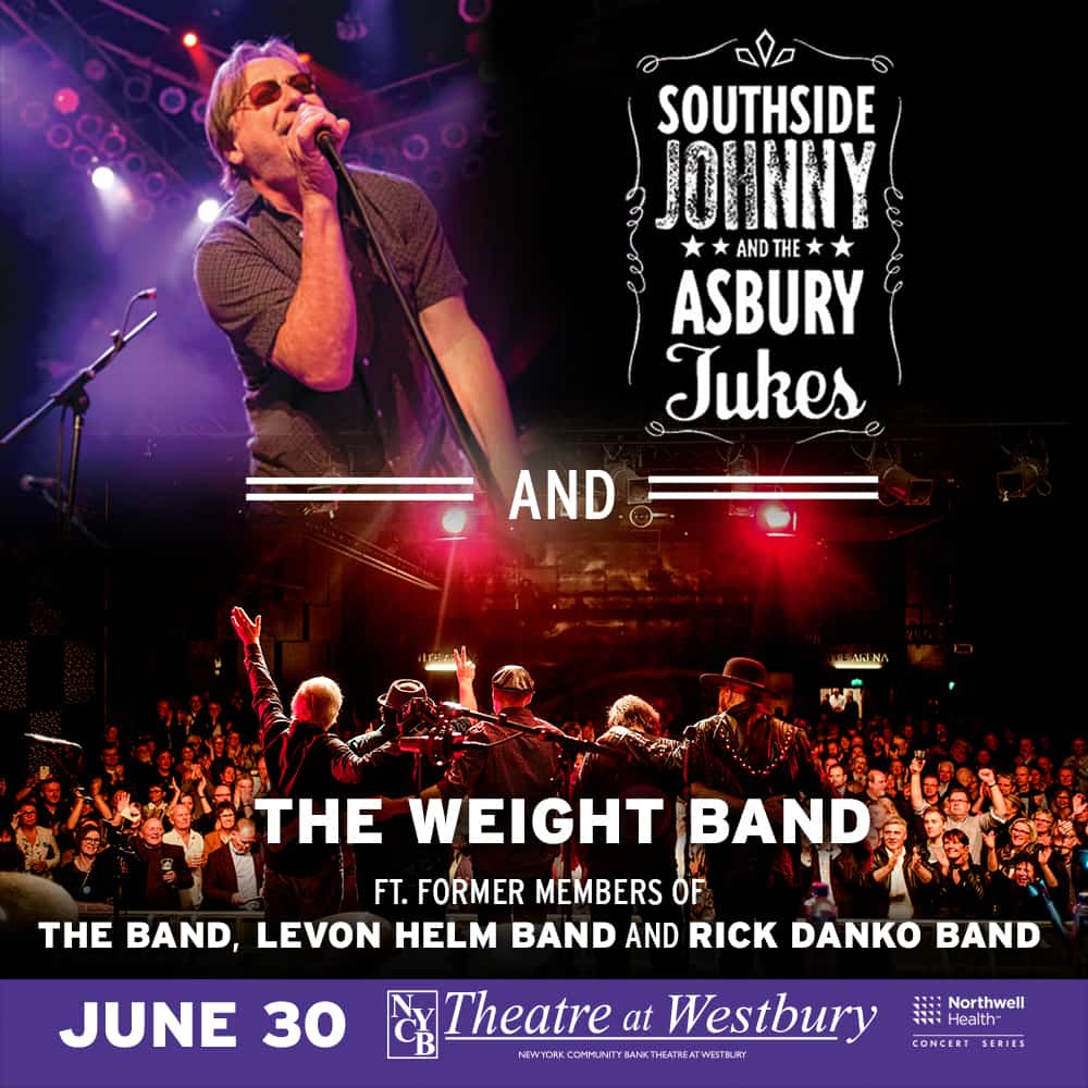 SOUTHSIDE JOHNNY @ NYCB WESTBURY