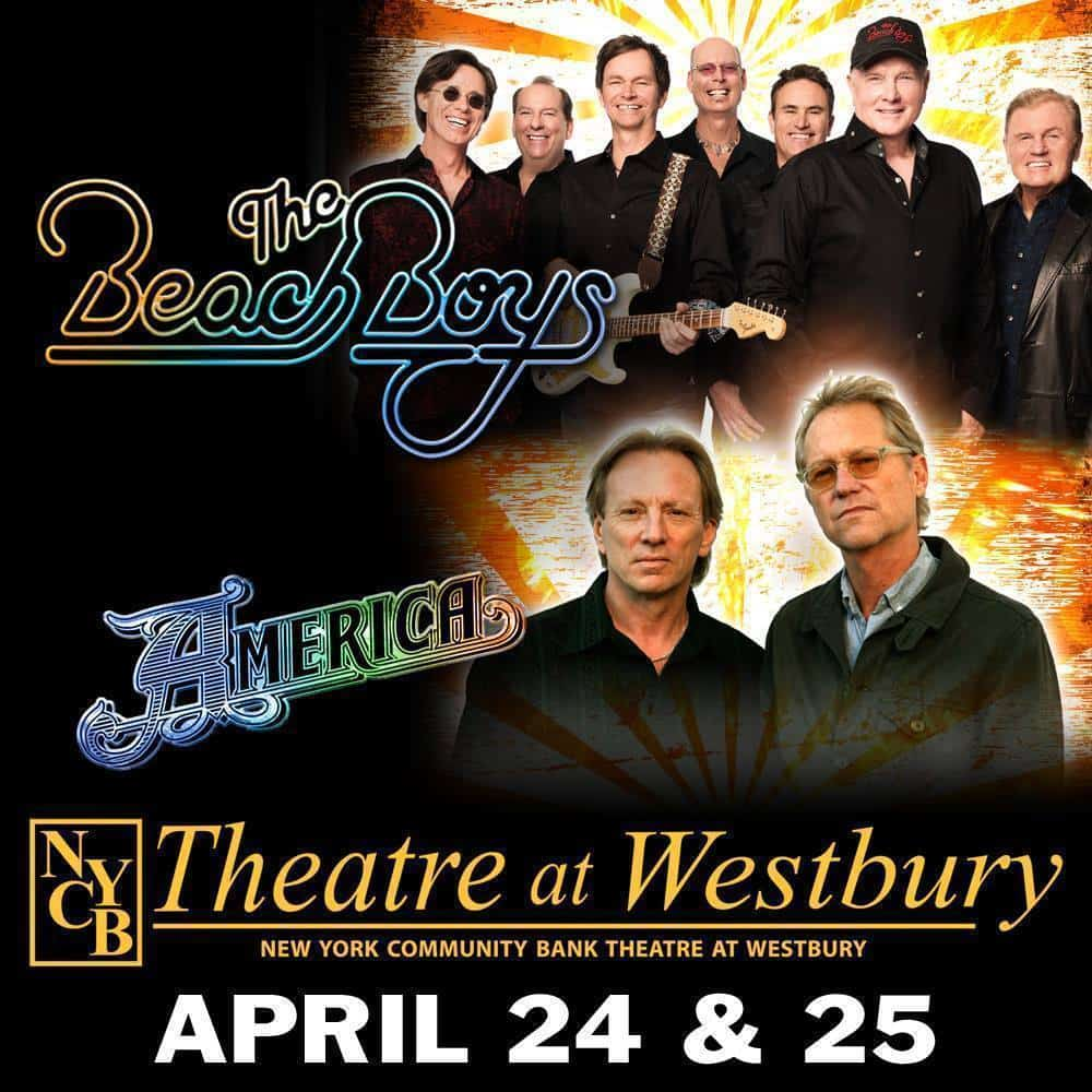 THE BEACH BOYS @ NYCB WESTBURY