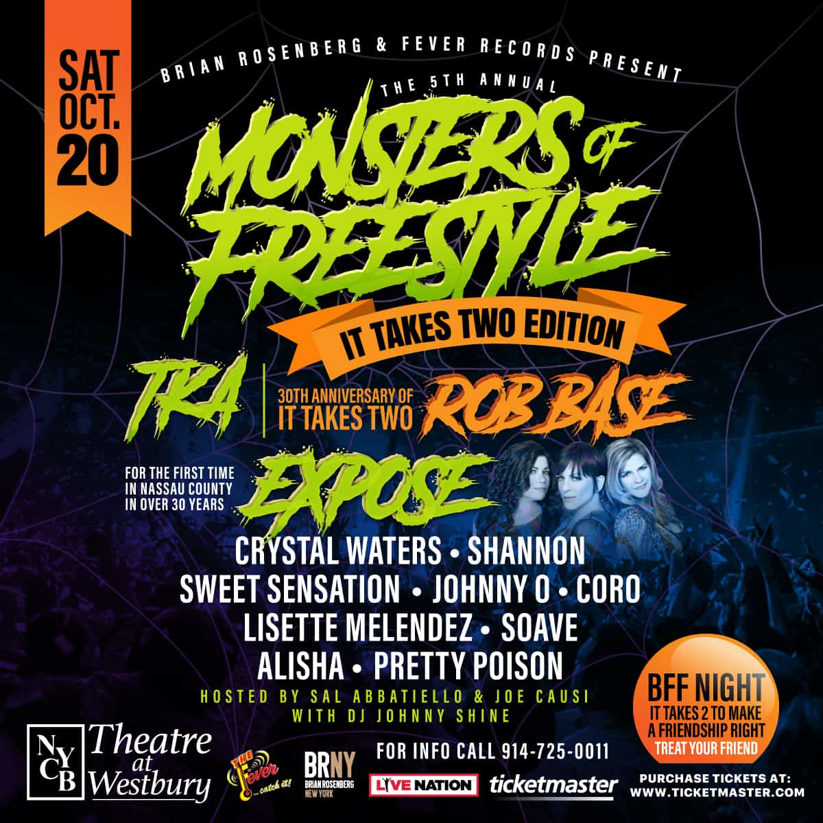 Monsters of Freestyle