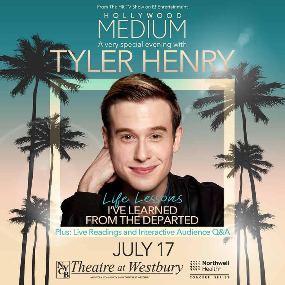 Tyler Henry Medium