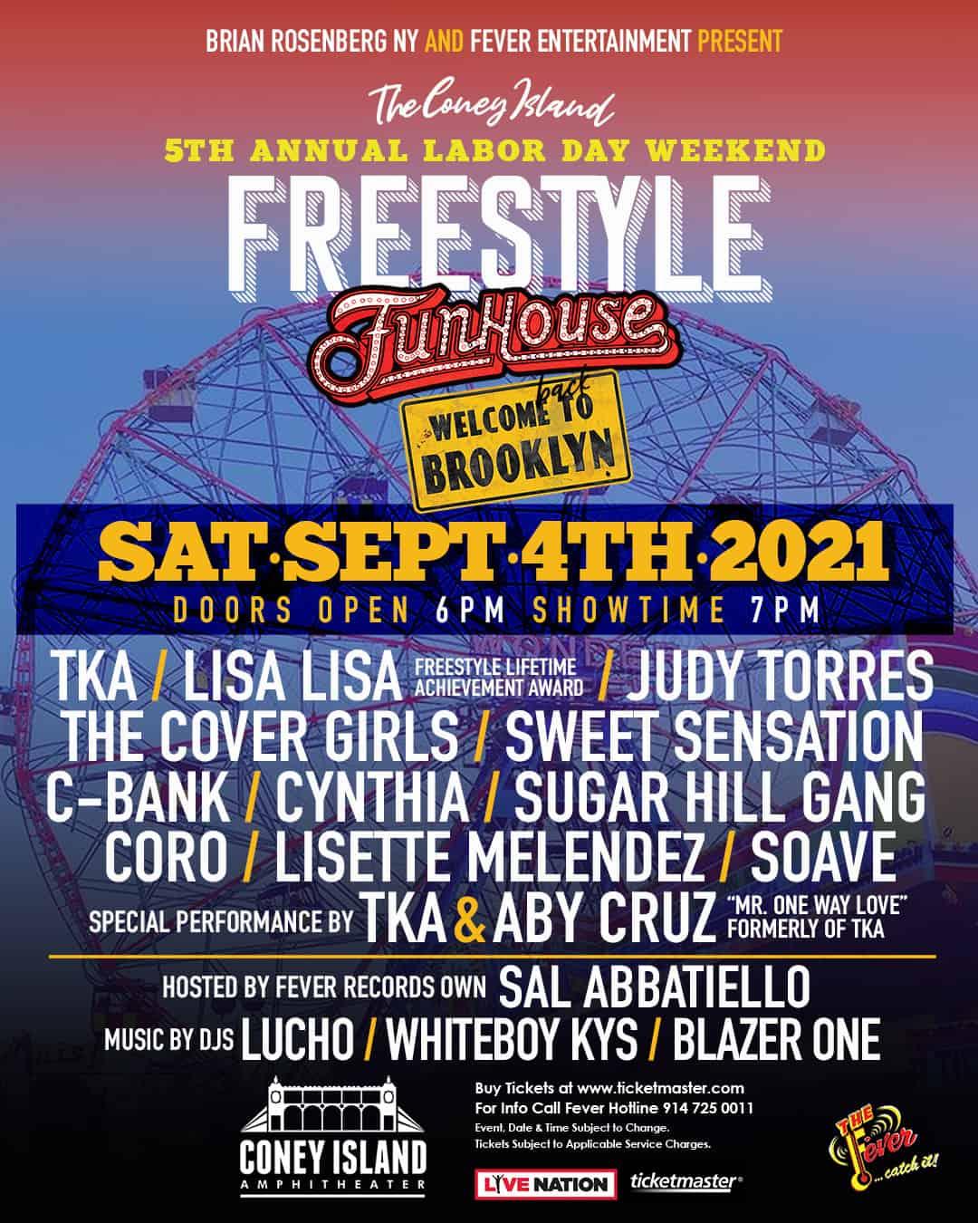 Freestyle Funhouse
